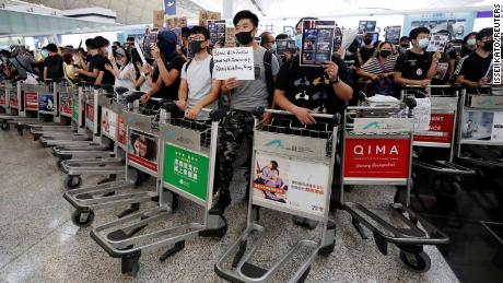 Why Hong Kong Protests: Their Five Claims Listed