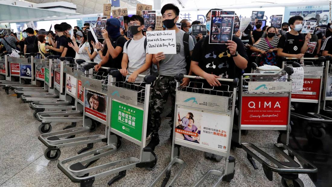 Why Hong Kong is protesting