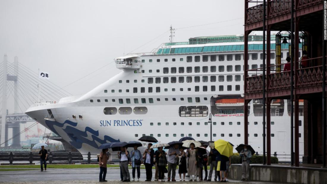 Coast guard investigates death of woman who plunged from cruise ship