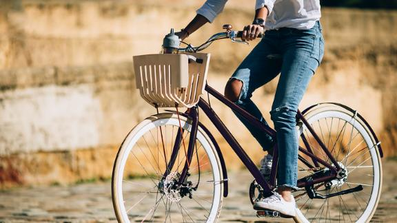 Nespresso hopes the bike project will encourage customers to use its pod recycling scheme