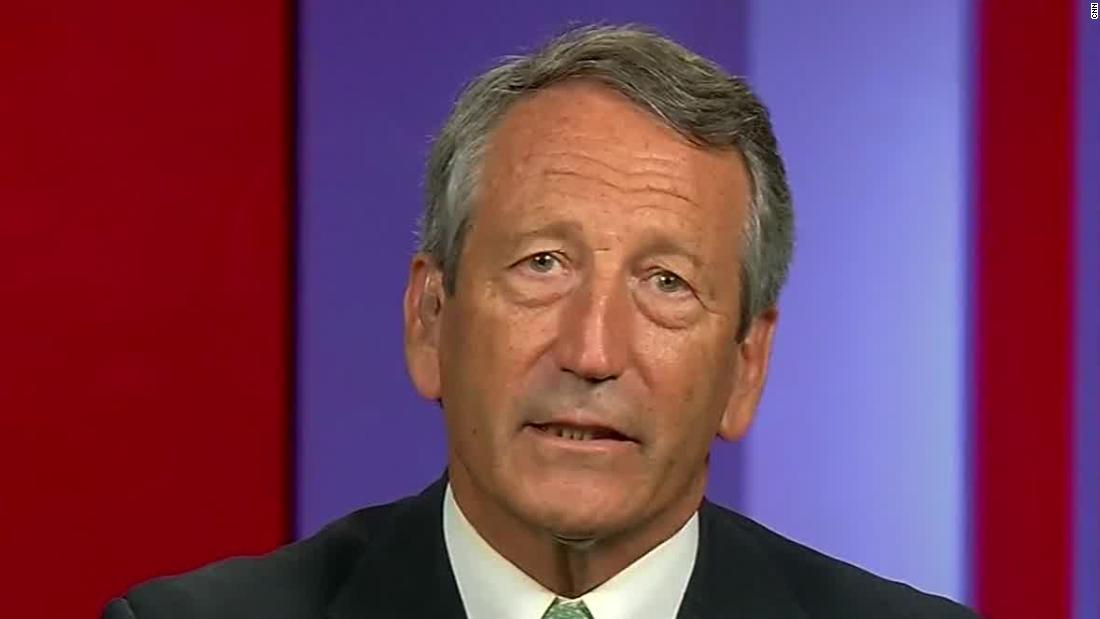 Mark Sanford calls Iowa 'Buckeye state' ahead of visit to early-voting state
