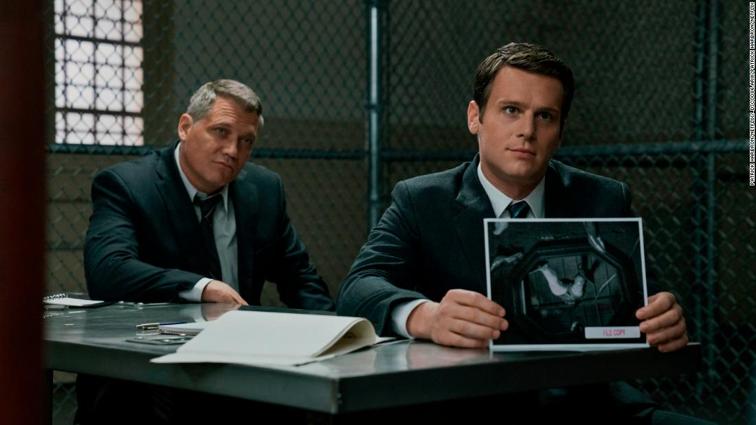 'Mindhunter' wades back into crowded pool of serial killer TV