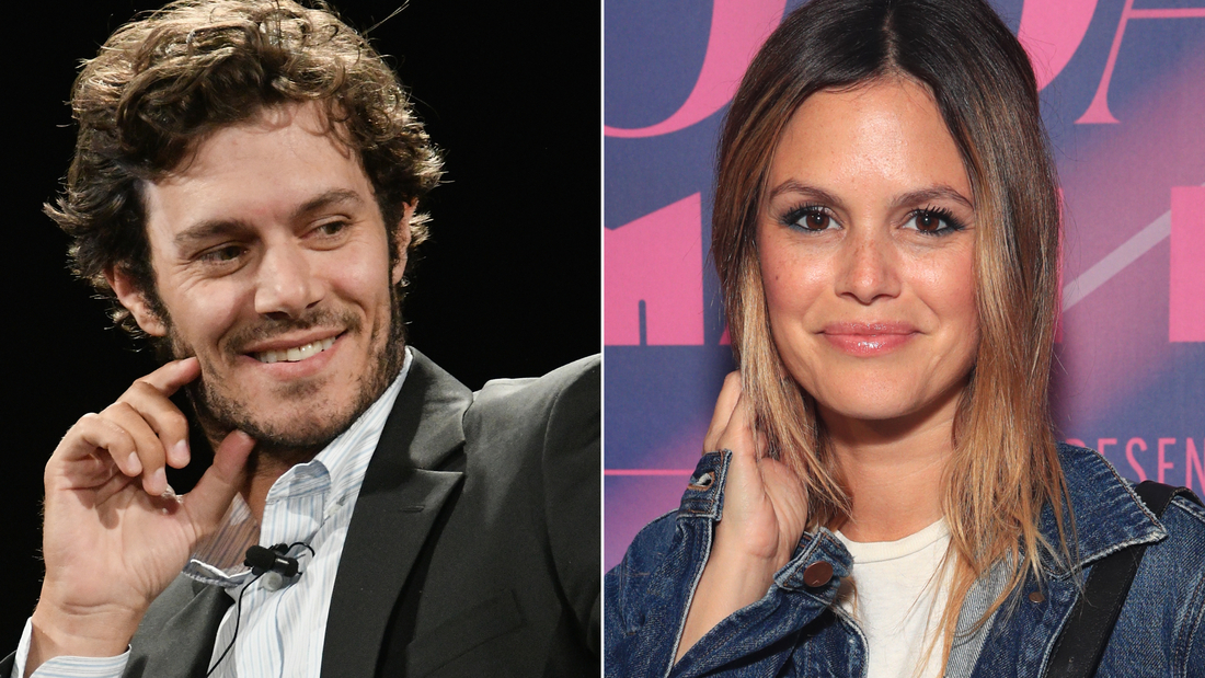 Rachel Bilson and Adam Brody have a mini 'OC' reunion in an unexpected place