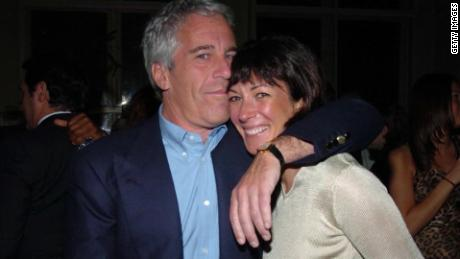 Convicted pedophile Jeffrey Epstein with British socialite Ghislaine Maxwell.