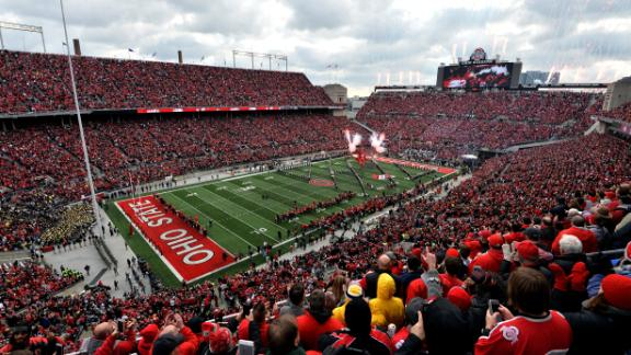 """The Ohio State University fans feel very strongly about the """"the."""""""