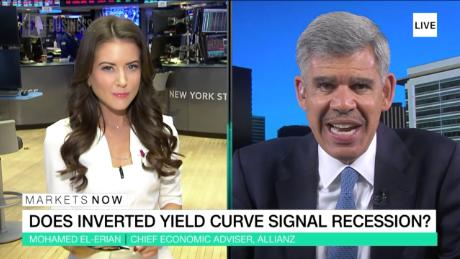 El-Erian: Worry about the yield curve, but not too much
