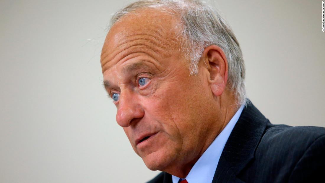 Steve King defends comments on abortion, rape and incest at town hall