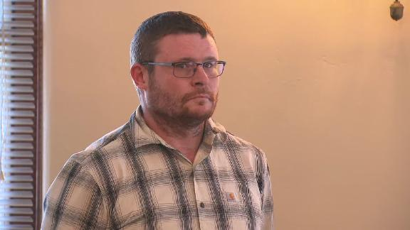 Curt James Brockway appears in court on Wednesday morning.