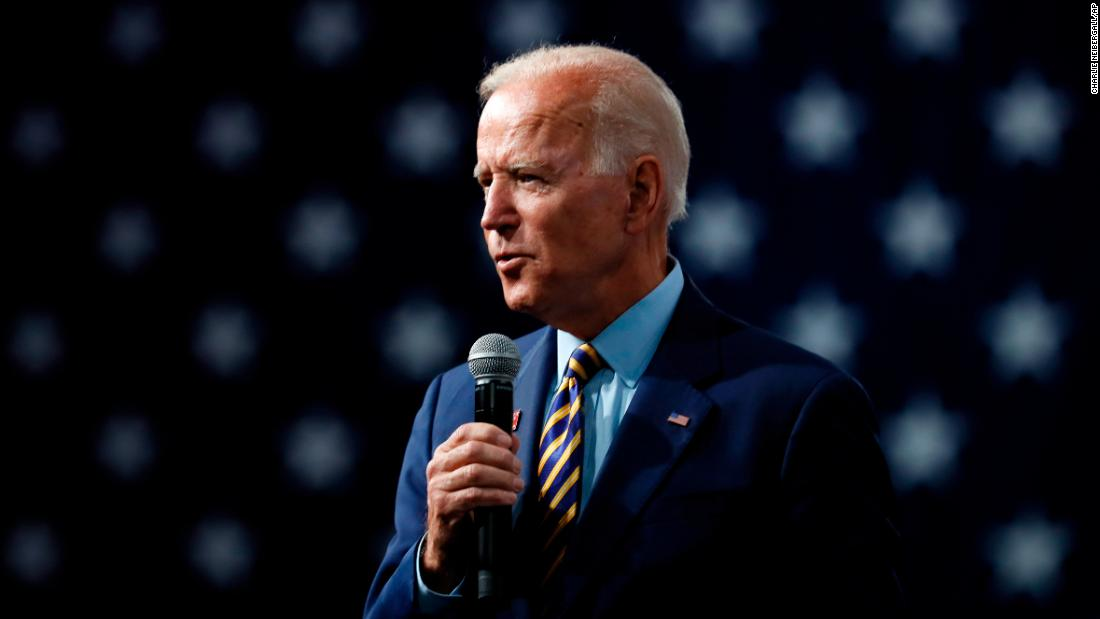 Biden's lead confirms 2020 as a battle for America's soul