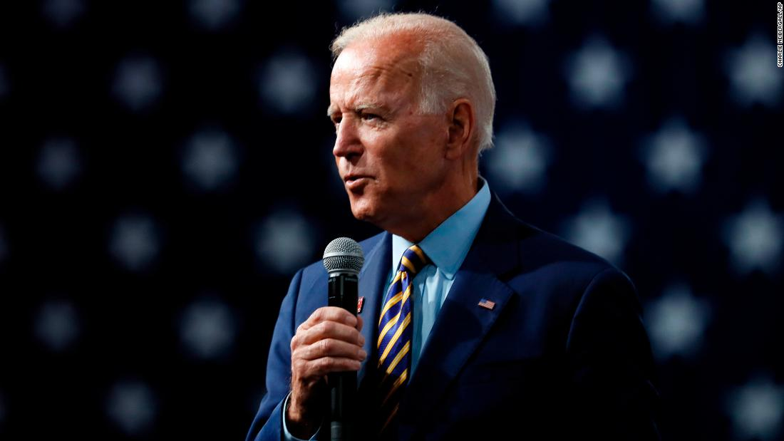 Biden poses hypothetical question about an Obama assassination