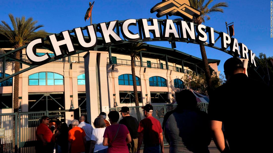 Man dies after taco-eating contest at California baseball game