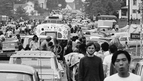 The Woodstock 'miracle' almost didn't happen
