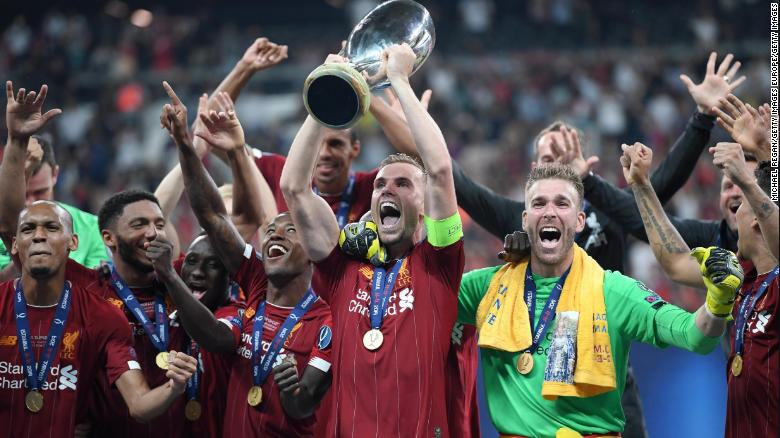 Liverpool Defeats Chelsea On Penalties To Win European Super Cup Cnn