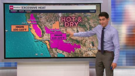 Image result for pictures of the heat in the california desert