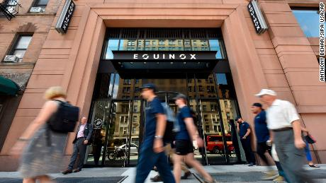 Equinox: Trump fundraiser Stephen Ross doesn't run our company