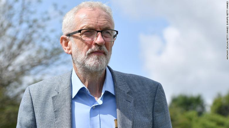 Jeremy Corbyn has blocked Johnson's efforts to call an early election.
