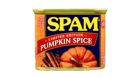 It's not the fall-pocalypse: Spam is releasing a limited-edition pumpkin spice flavor on September 23.