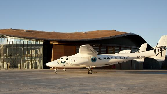 Spaceport America was built a decade ago on a remote plot of land in New Mexico.