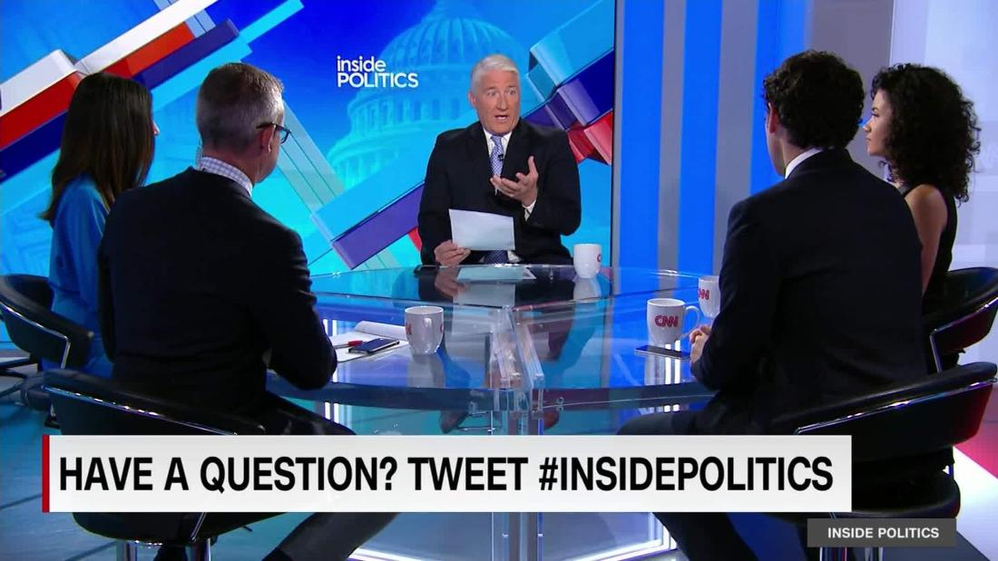 Twitter Questions for #InsidePolitics: Could Arizona Go Blue in 2020?