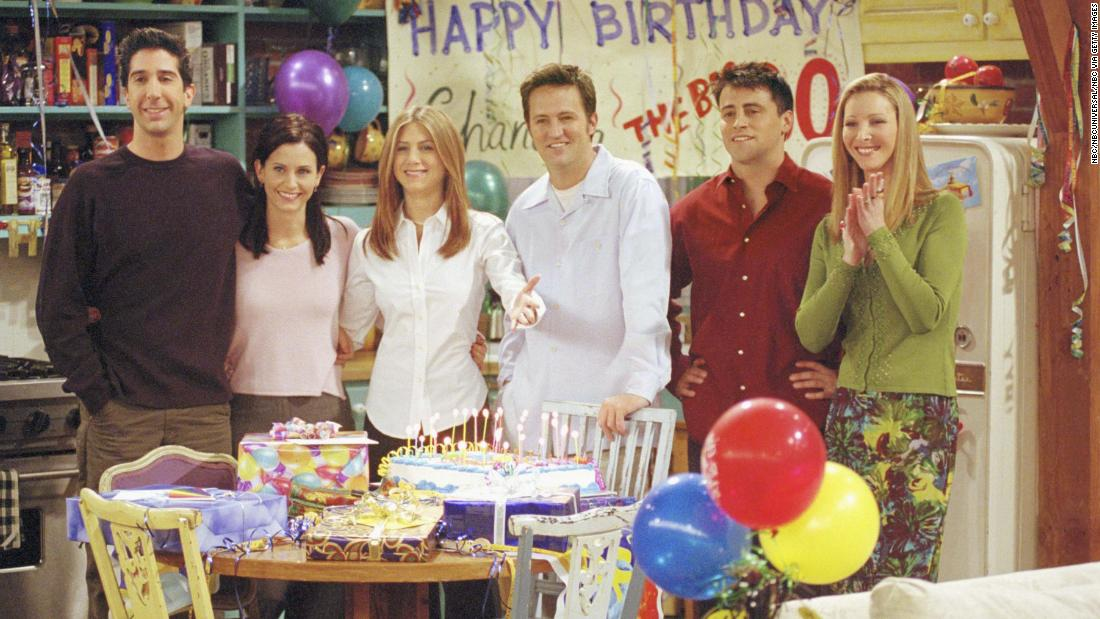 The 25 most relatable 'Friends' episodes as the show turns 25