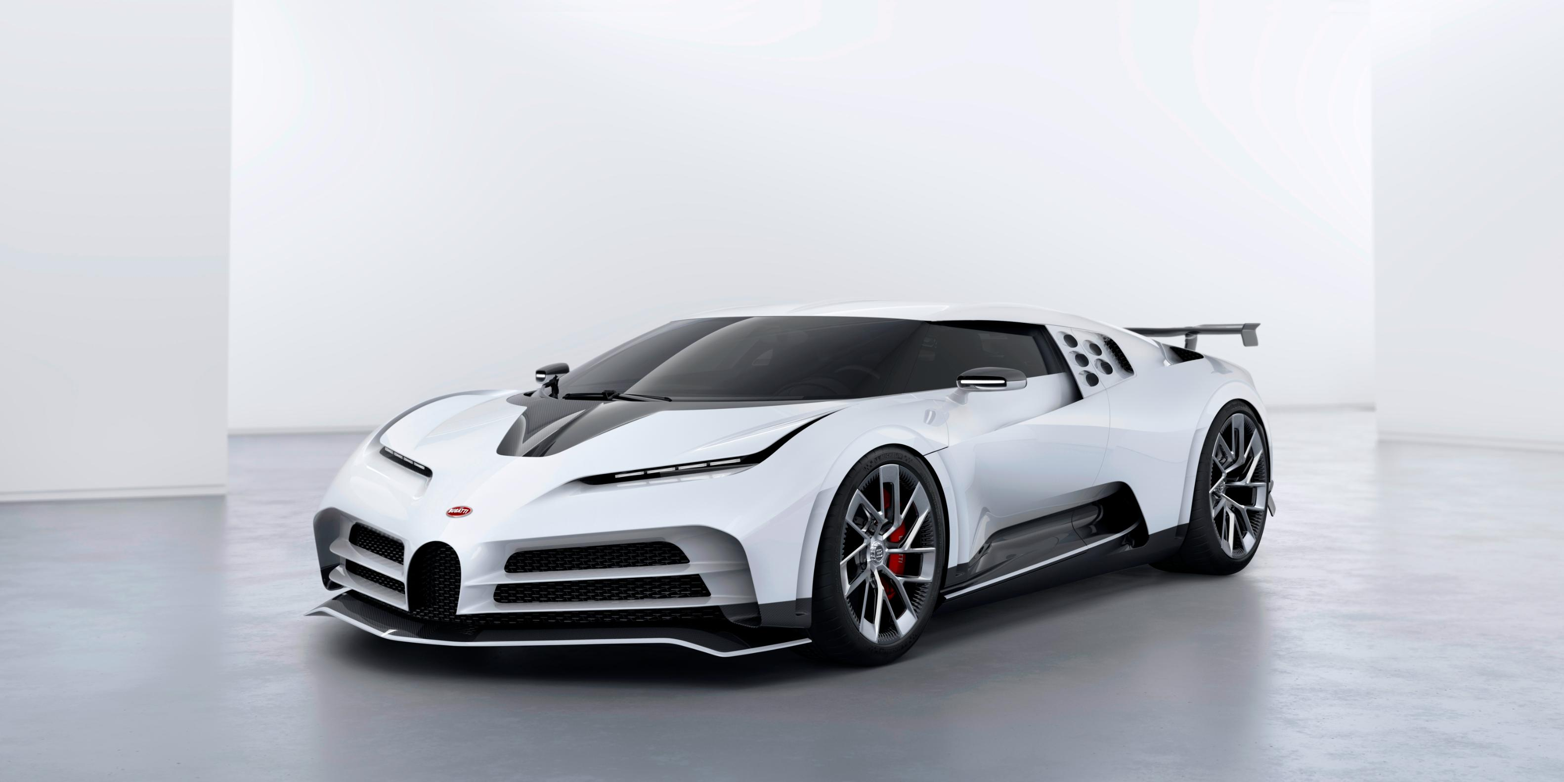 Bugatti Is Making Only 10 Of These 9 Million Supercars