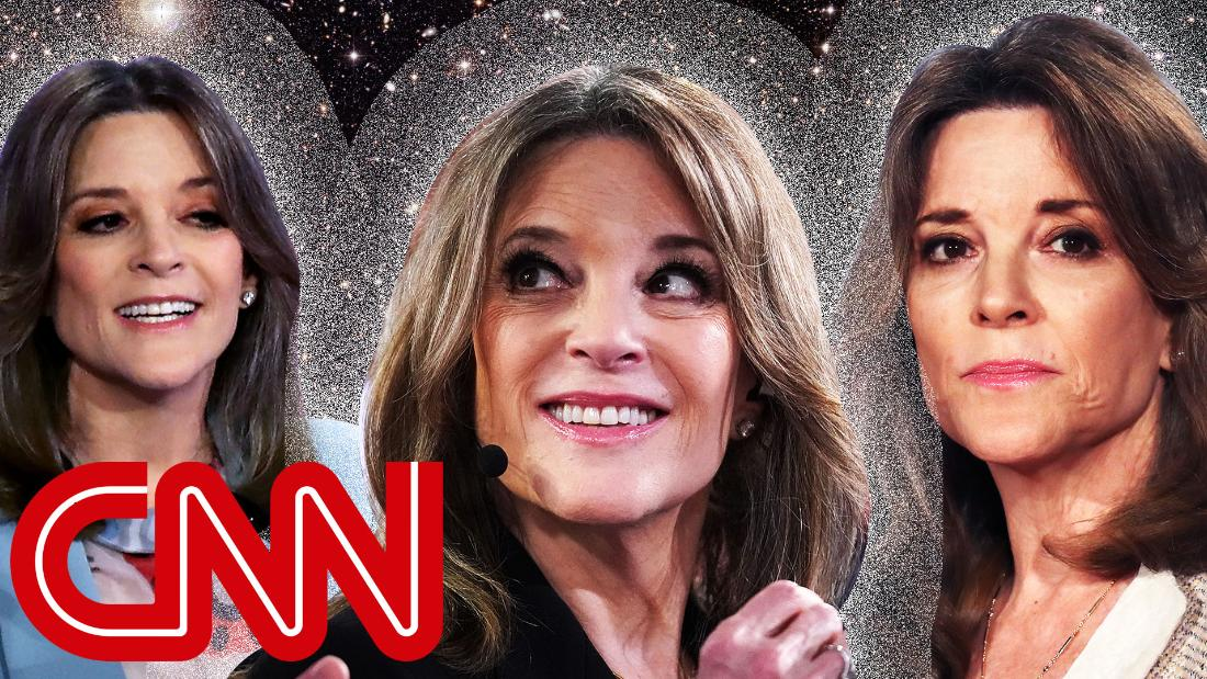 The 10 most Marianne Williamson quotes in a new Marianne Williamson interview