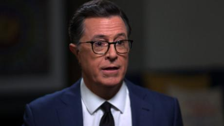 Stephen Colbert: We don't know anything about Trump