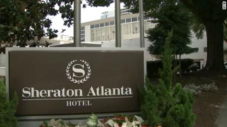 Sheraton Atlanta hotel cleared to reopen after outbreak of Legionnaires' disease