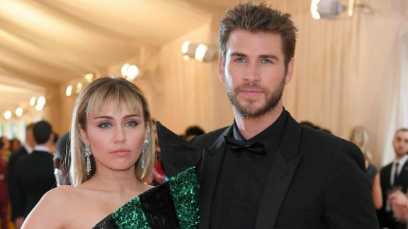 Liam Hemsworth has filed for divorce from Miley Cyrus. (Photo by Neilson Barnard/Getty Images)