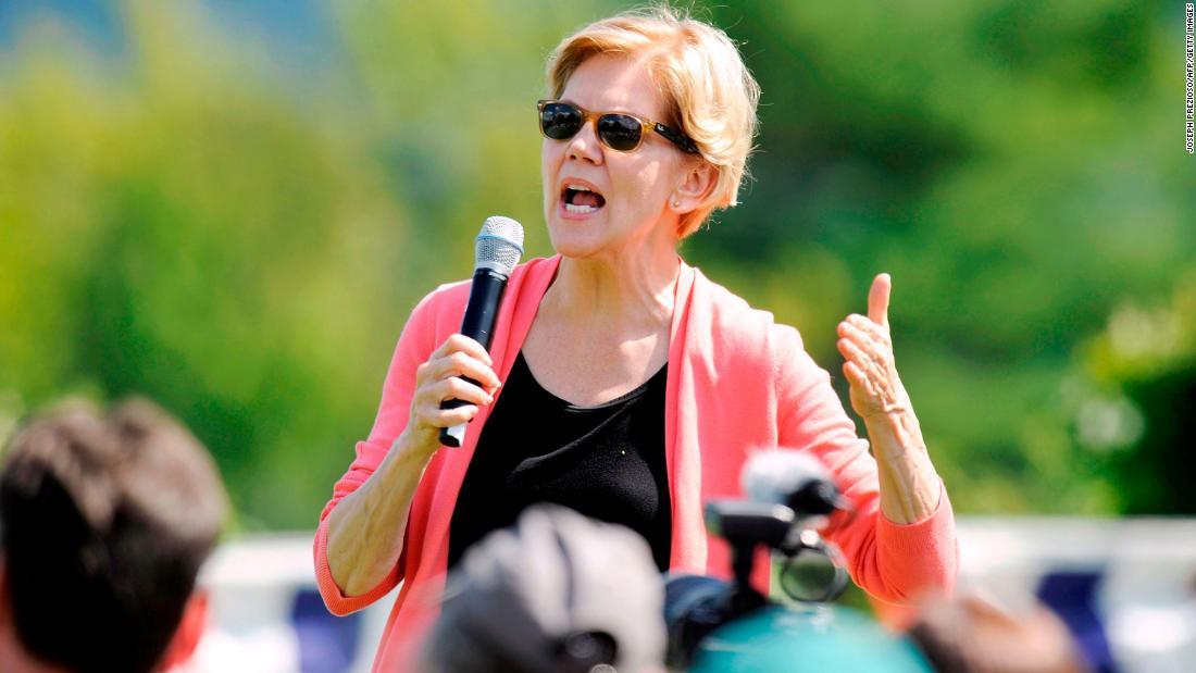 Elizabeth Warren's criminal justice plan would gut 1994 crime bill