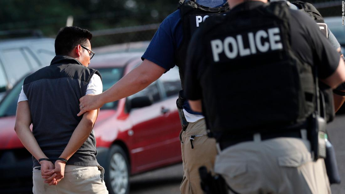 After Mississippi ICE raids some affected children still are without a parent official says