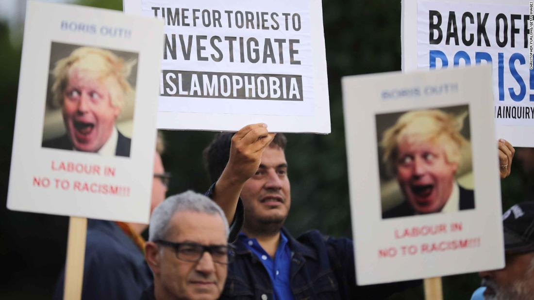 The UK has an Islamophobia problem. Muslims want to know what Boris Johnson is going to do about it