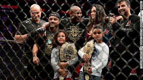 UFC 241: Daniel Cormier on title defence, retirement and overcoming personal tragedy