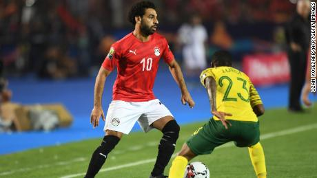 The Africa Cup of Nations proved a difficult time for Salah -- both off and on the pitch.