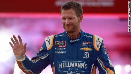 Dale Earnhardt Jr. to race in just his second NASCAR start since retiring in 2017. The other race was in Richmond in 2018.