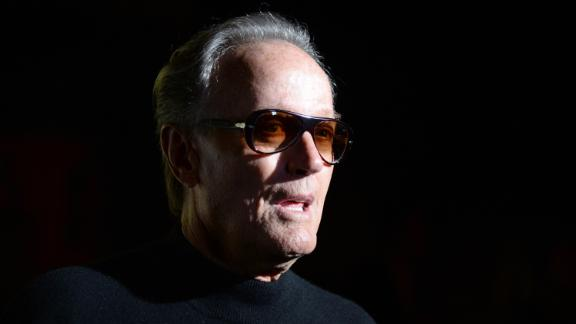 Peter Fonda was nominated for two Academy Awards.