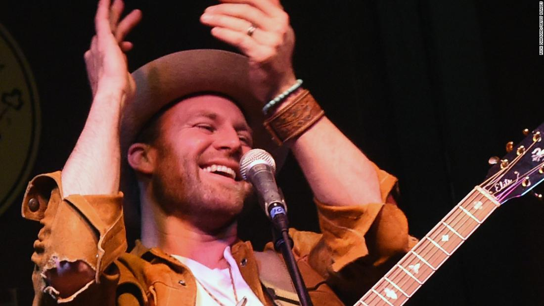 Country singer Drake White diagnosed with debilitating brain disorder
