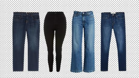 huge discount 884b9 5305d Best jeans for men and women: How to shop for denim online - CNN