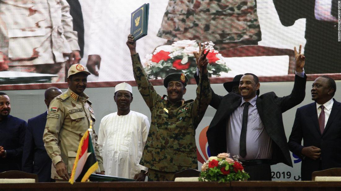 Sudan just got a step closer to full democracy. Big obstacles remain