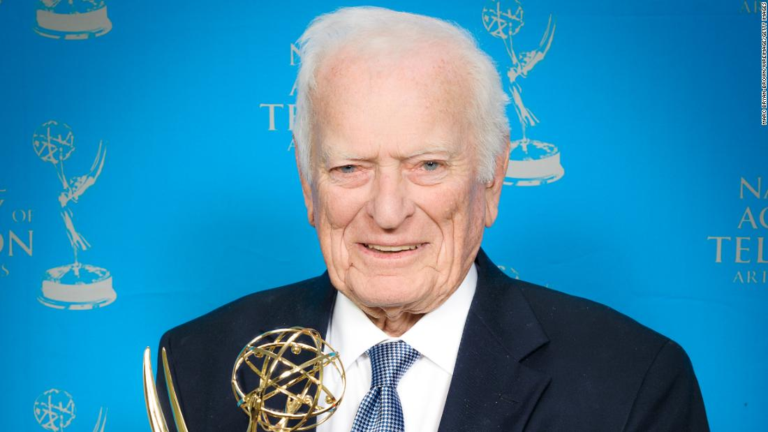 Sports broadcaster Jack Whitaker dies at 95