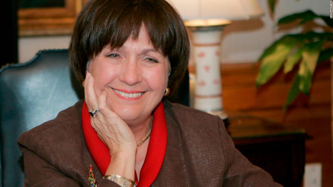 Kathleen Blanco, governor of Louisiana during Hurricane Katrina, dies