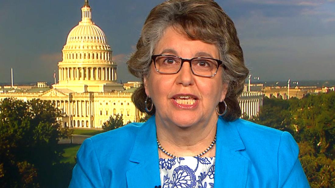 FEC chair says Trump's claim of election fraud 'undermines people's faith' in system