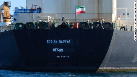 Bolton: Iranian oil tanker is now off the coast of Syria