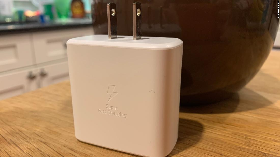 Samsung 45-watt USB-C wall Charger