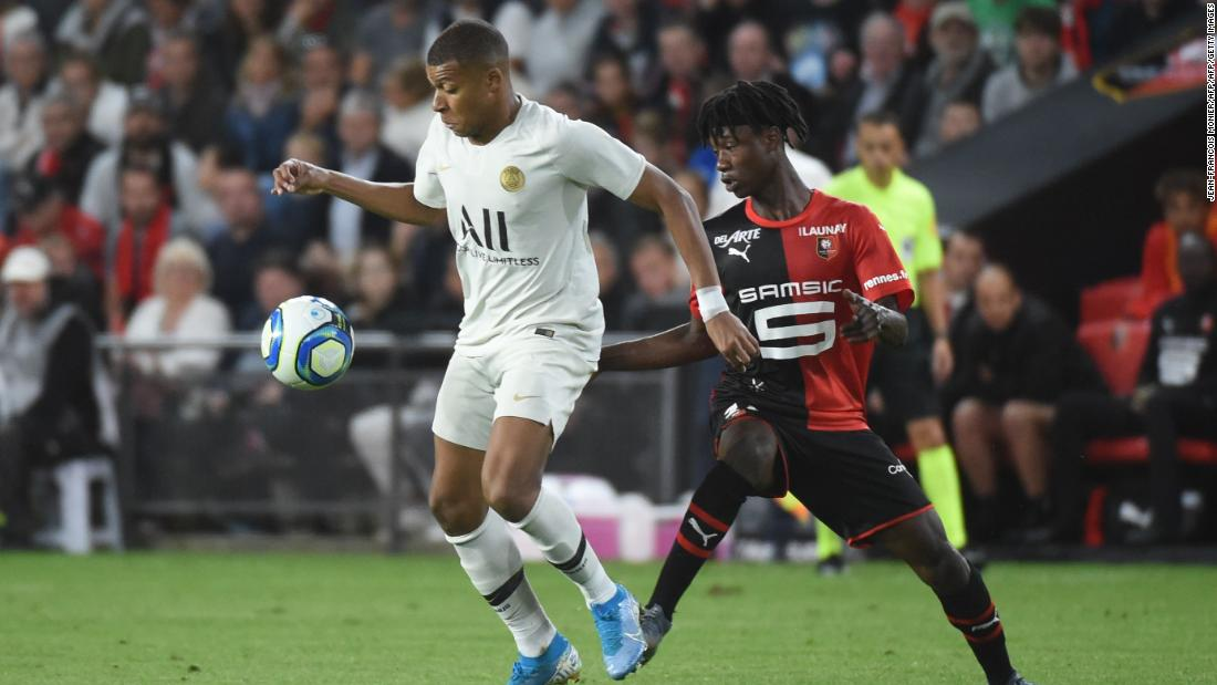 Europe's next generation of football stars shine across the continent