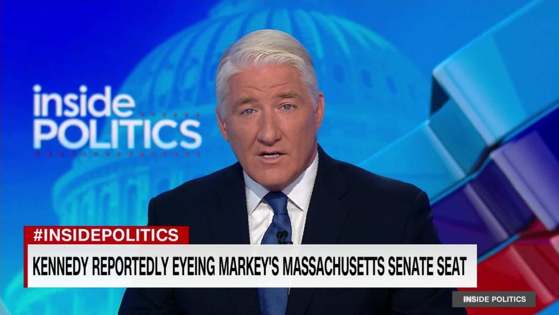 Rep. Joe Kennedy to announce primary challenge to Sen. Ed Markey