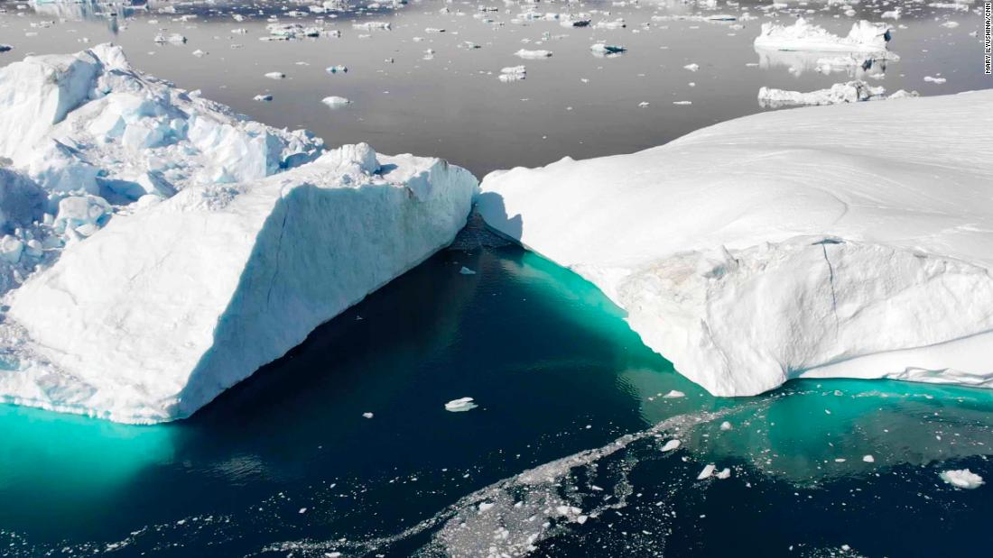 At the bottom of a glacier in Greenland, climate scientists find troubling signs