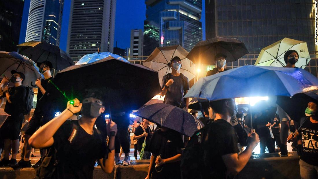 Twitter and Facebook take down covert Chinese accounts that tried to undermine Hong Kong demonstrators