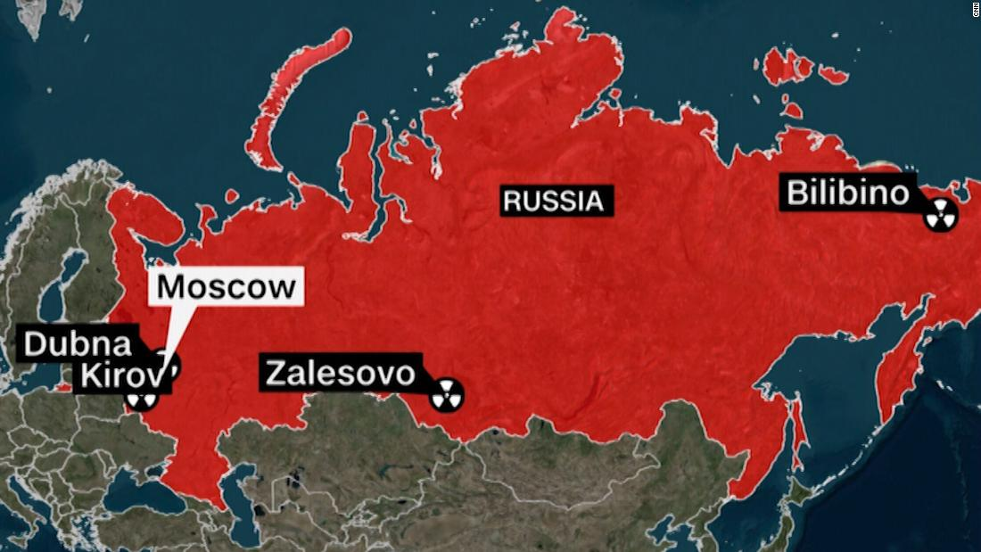 Russia nuclear monitoring stations go quiet after blast