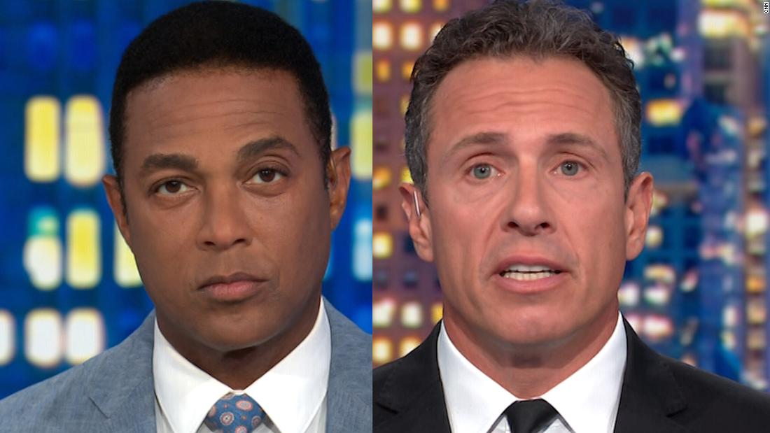 Cuomo to Lemon: Trump is looking to divide